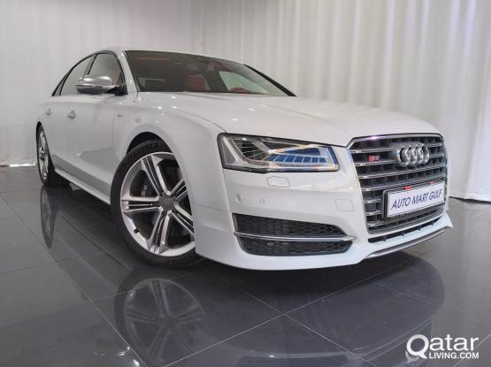 Audi S 8 2016