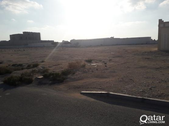 Open Land for Rent in Umm Salal Ali - 15000Sqmtr.أرض مفتوحة للايجار في أم صلال علي - 15000 متر مربع