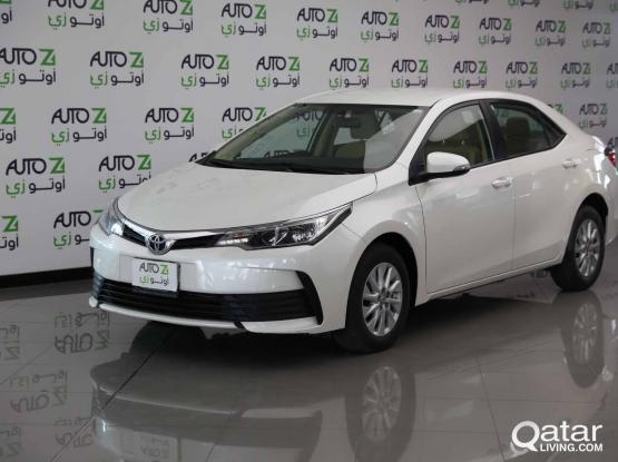 Toyota Corolla XLI 2017