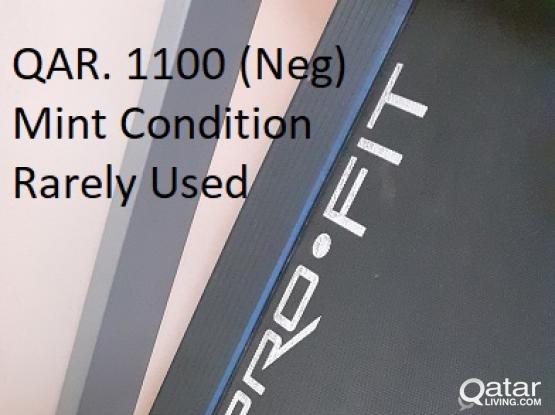 Tredmill Mint Condition for Urgent Sale