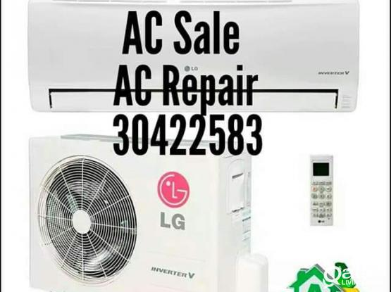 AC Repair AC  SALE Window and Split, We are  sale low price good ac.Please call 30422583/30259331