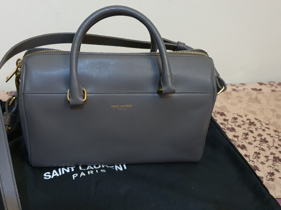 Authentic YSL Mini Duffle Bag