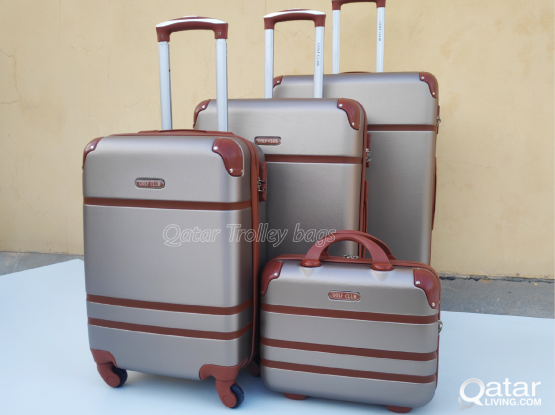 GOLF CLUB TROLLEY BAGS ASSRTD