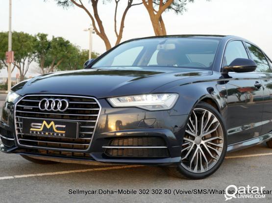 Audi A6 3.5 TFSI 2016