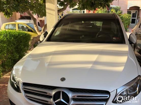 Mercedes GLC 2017