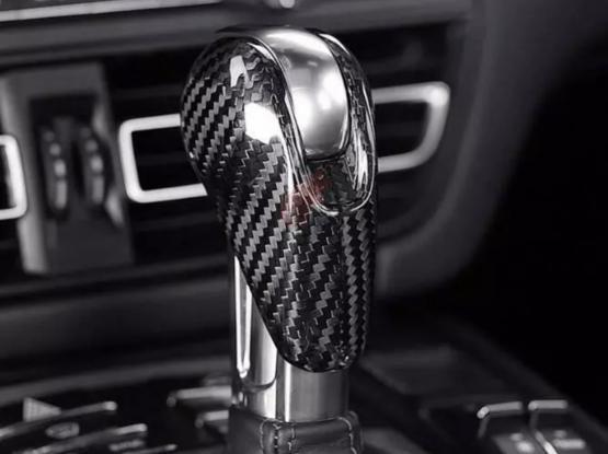 Porsche Macan - Panamera Carbon fiber PDK cover