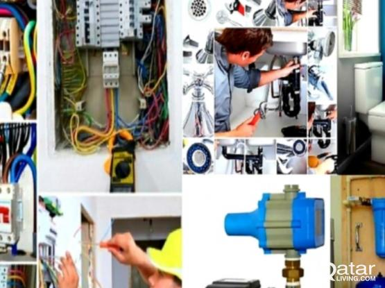 24/7 66978189 PLUMBING/PLUMBER/ELCTRIC &Maintenance Work