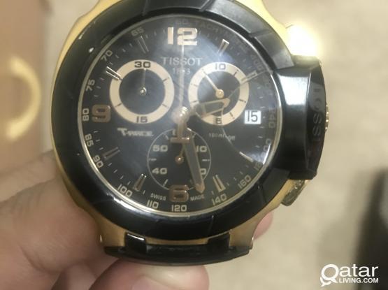 Original tissot watch T Race ( Swiss made)with original box