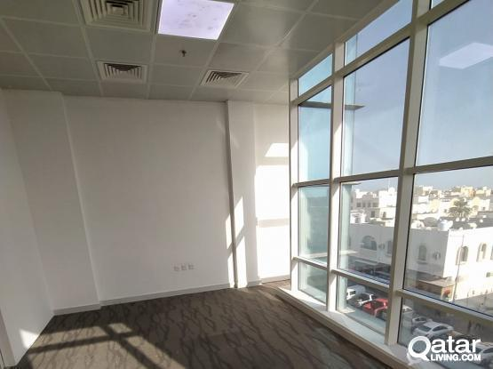 85 Sqm Excellent Partitioned Office Space in Old Airport
