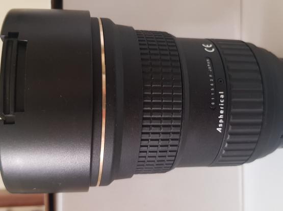 for sale  lens nikon  16 /28 same new