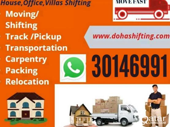 Shifting & Moving,  Low price Call 30146991