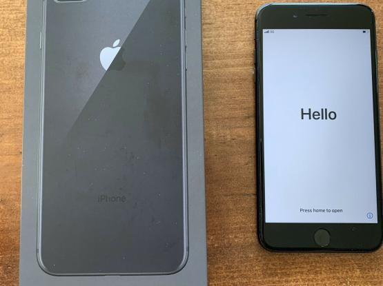 iphone 8 plus 256 gb (Sale or swap)