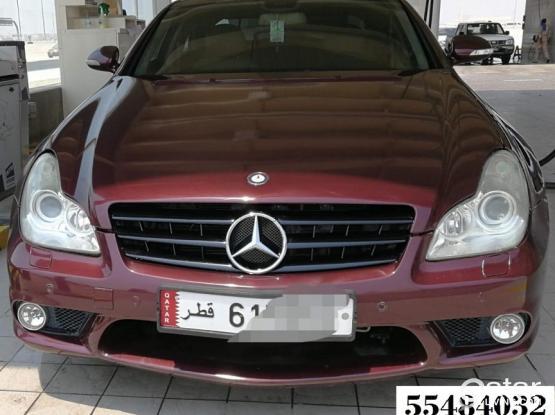 Mercedes CLS 350 2007