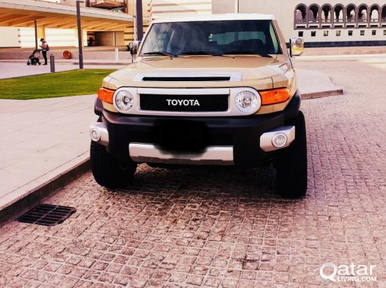Toyota FJ Cruiser  2017