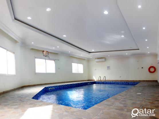 FF 1BHK w/ Pool+Gym (including W/E + FREE Internet) - NO Commission!