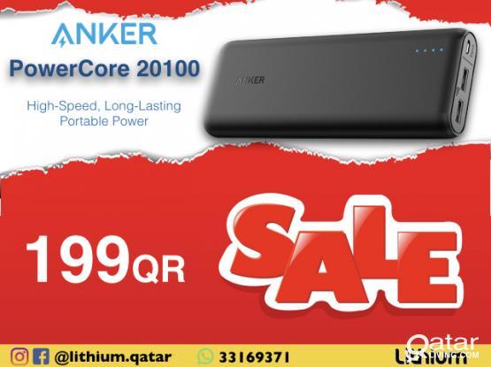 Anker PowerCore 20100 mAh Powerbank