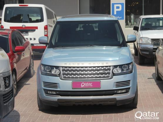 Land Rover Range Rover Vogue SE 2015