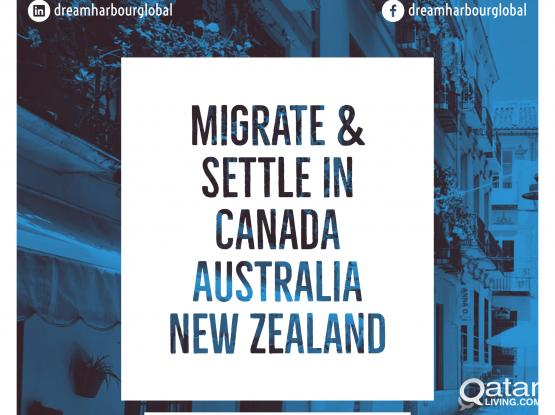 Immigration Application Assistance for Canada/Australia/New Zealand - Unbelievable price with personalized Service