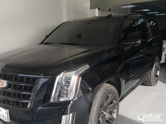 Cadillac Escalade Sport 2015