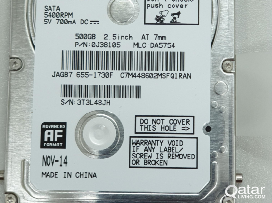 Apple Hard disk