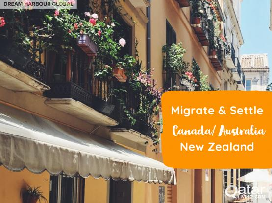 Immigration to Canada - Australia - New Zealand! Best Services at Best Price!