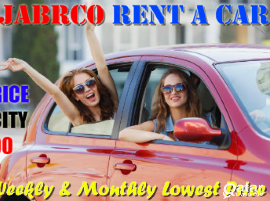 You can select the car of your choice at Jabrco :- Call Us :- 44152020/30177928