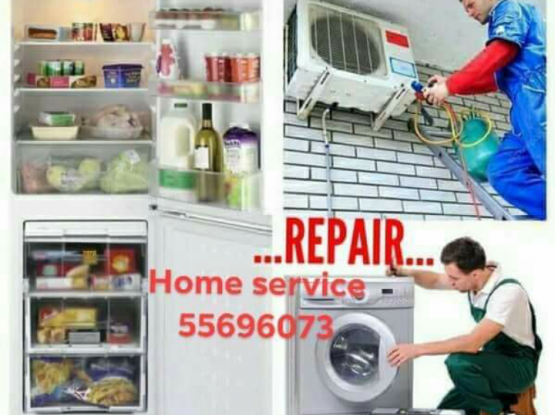 AC FRIDGE WASHING MACHINE REPAIR 55696073