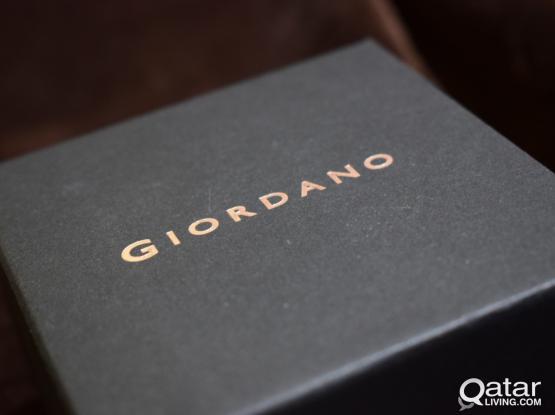 Kenneth Cole & Giordano Ladies Watches(both QAR750/-)