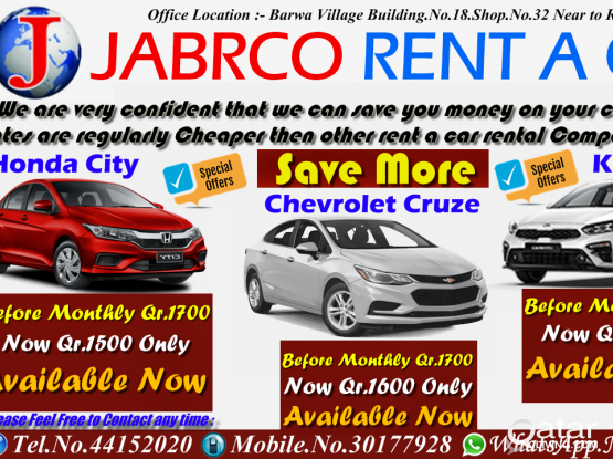 offer offer  !!! More Discount from JABRCO!! Call Now :- 50399150/44152020