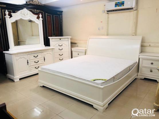 Home centre Bed set 200x180 Cm