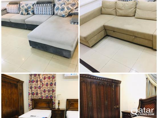 Used Villa Furniture items for sell—