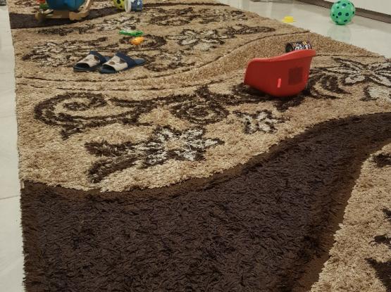 turkish carpet or rug