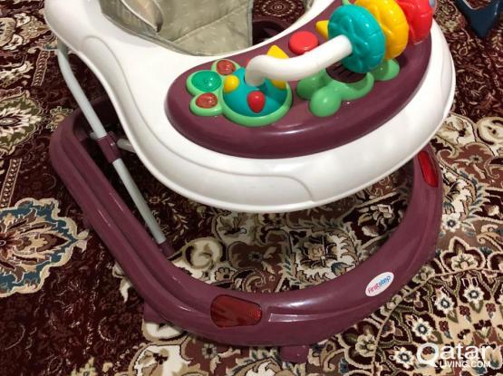 Baby walker & Feeding chair