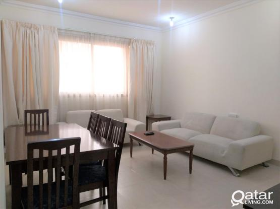 Well Maintained Furnished 2BHK Apt+Internet-Al Sadd