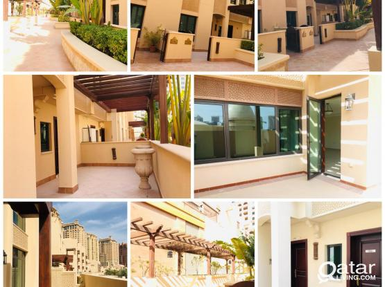 One month free - Townhouse The Pearl Qatar