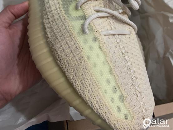 Yeezy Boost 350 v2 'Flax' US 10