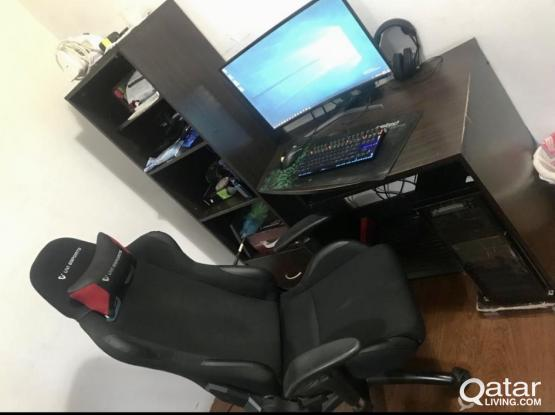 Asus Computer PC Gaming Desktop Setup