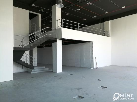Showrooms & Shops for Rent in Salwa Road