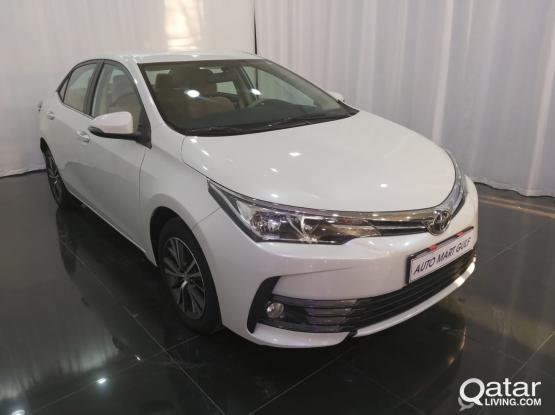 Toyota Corolla GLI 2017