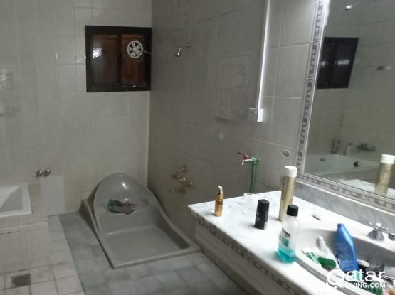 Very Spacious 1BHK Apartment In Azizia Near Villagio Mall
