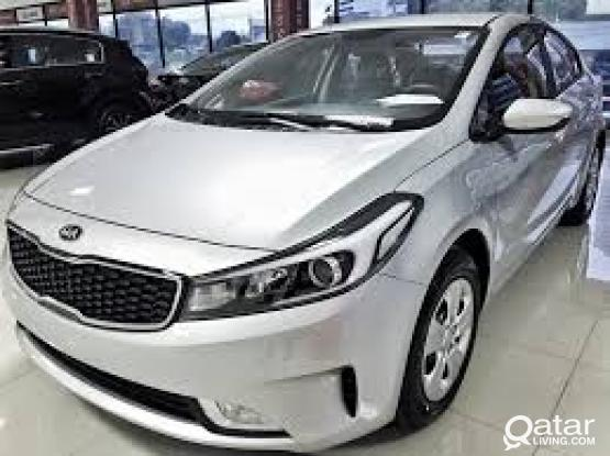 NEAT & CLEAN KIA CERATO AVAILABLE FOR RENT  :- CONTACT US :- 44152020/30177928