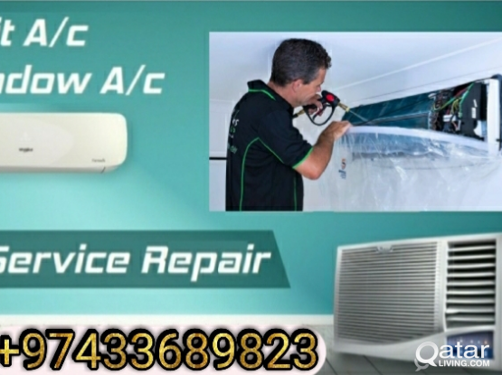 A/C Service / Repair / Maintenance / Used A/C Bay/Sale (Low price)
