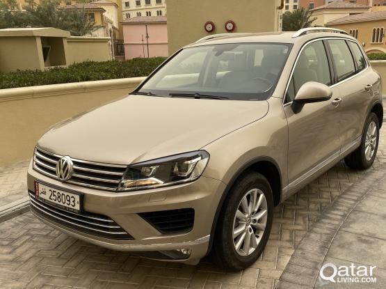 Volkswagen Touareg SE 2017