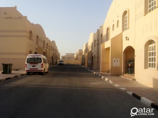Compound  Villas for family one month free Abuhamur