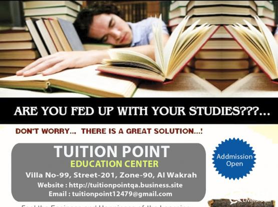 TUITIONS in AL- WAKRAH all curriculum