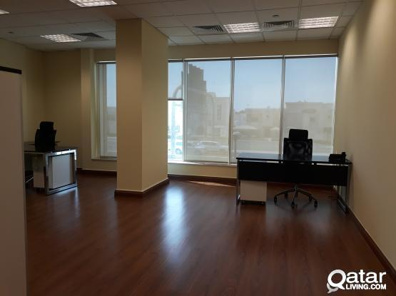 25 Sqm Fully Serviced Office in Alsadd