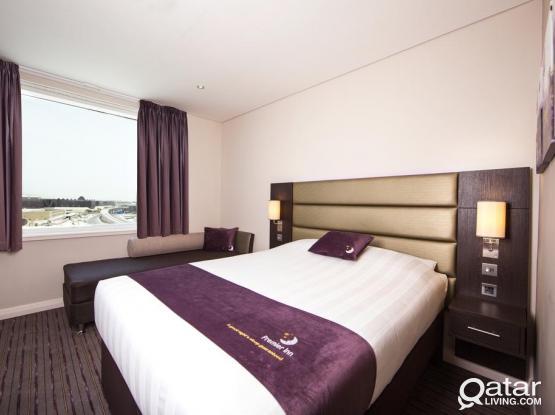 Standard Room - Premier Inn Doha Education City