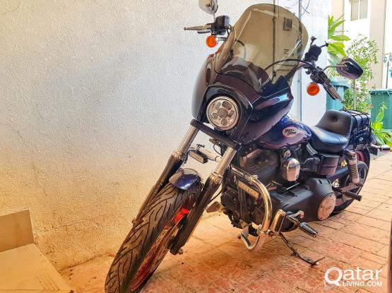 Harley Davidson Dyna Super Glide 2014