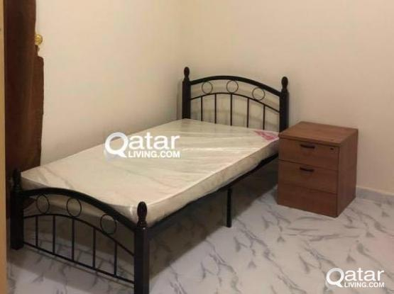 Executive Bachelor Bed Space at Ain Khalid, Salwa Road