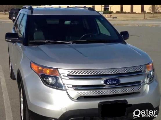 New And Used Ford Explorer For Sale Qatar Living Cars
